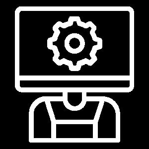 Autimatic administration icoon